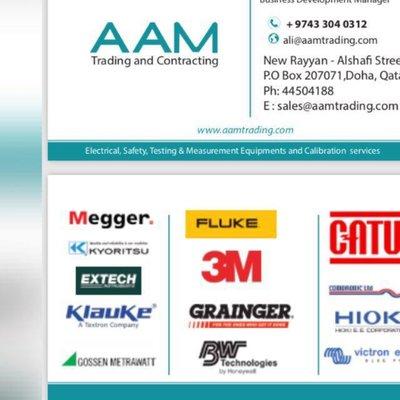 AAM Trading Company WLL-Qatar on Twitter: