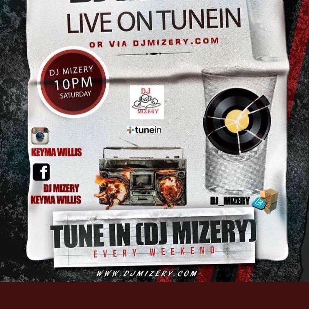 DJ MIZERY