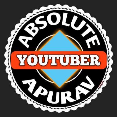 Absolute Apurav on Twitter: