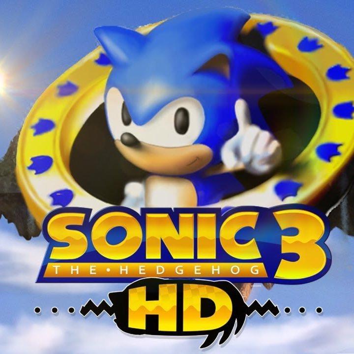 sonic 3 hd sonic3khd twitter