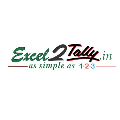 Excel2Tally in on Twitter:
