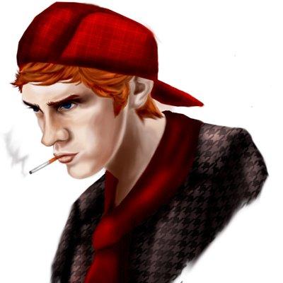 holden caulfield red hat