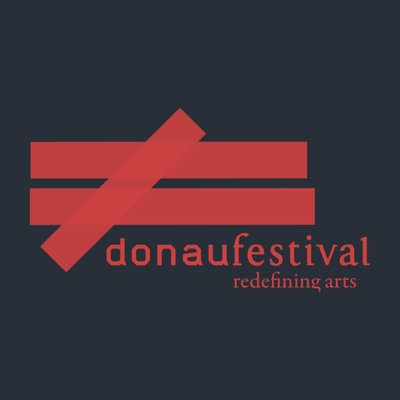Image result for donaufestival logo