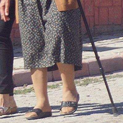 granny hairy big dildo