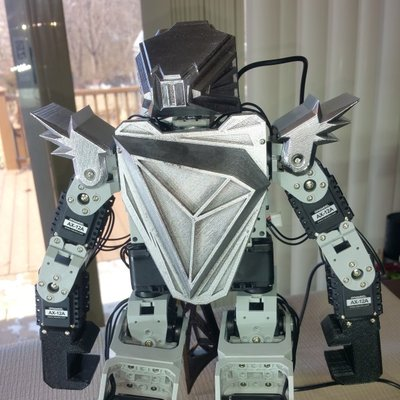 Ty Thacker On Twitter I Built Tronx Robot Armor And Sword To