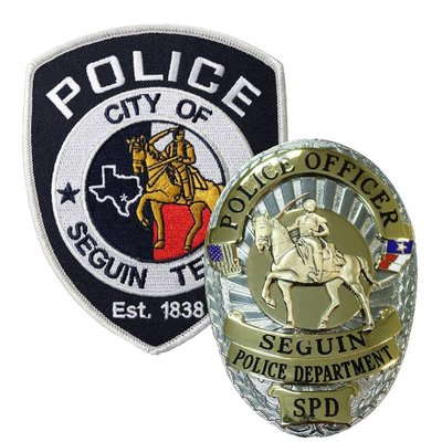 Image result for seguin police department logo