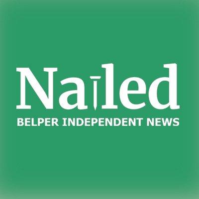 Nailed: Belper Independent News (@BelperNailed )