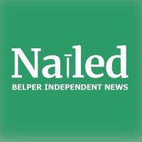 Nailed: Belper Independent News (@BelperNailed) Twitter profile photo