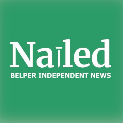 Nailed: Belper Independent News (@BelperNailed) Twitter profile photo