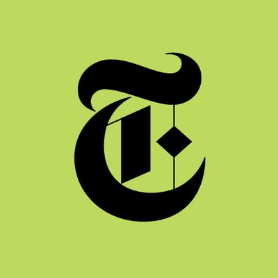 New York Times Arts on Twitter