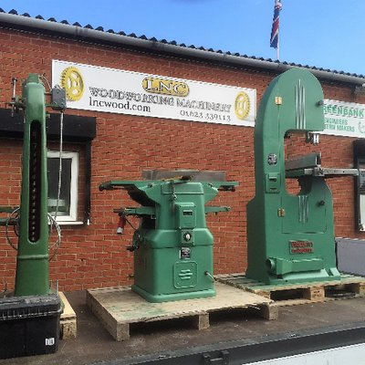 Lnc Wood Machinery On Twitter Wadkin Rm Planer Thicknesser For