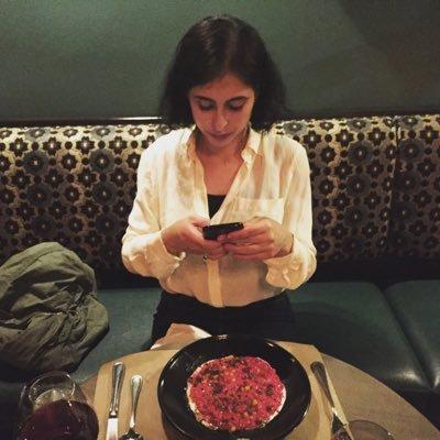 Melissa Etehad اتحاد (@melissaetehad) Twitter profile photo