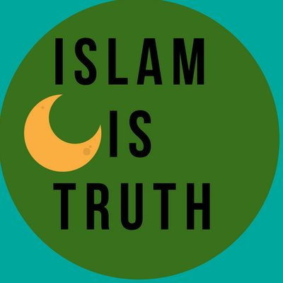 Islam is truth on Twitter: