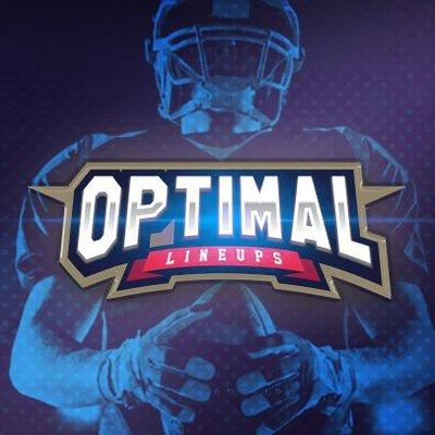 OptimalLineups (@optimallineups) Twitter profile photo