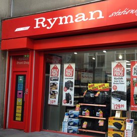 Ryman Great Portland St on Twitter: