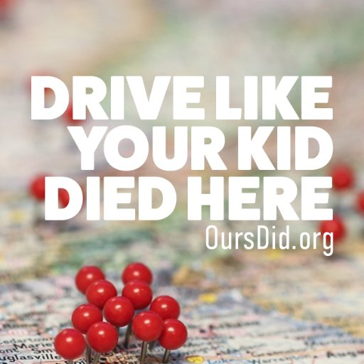 drive like your kid died here on twitter action save the date 3