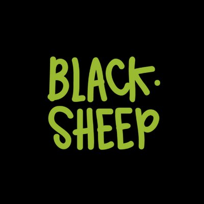 Blacksheep Van (@blacksheepvan) Twitter profile photo