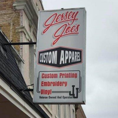 Jersey Joe's Custom Apparel (@jerseyjoes803)   Twitter