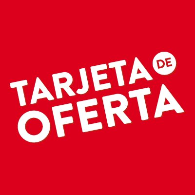 @tarjetadeoferta