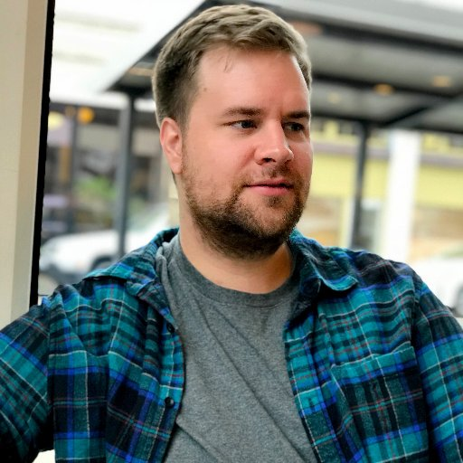 Author Justin Olson