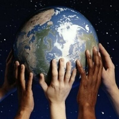 Image result for people saving Earth