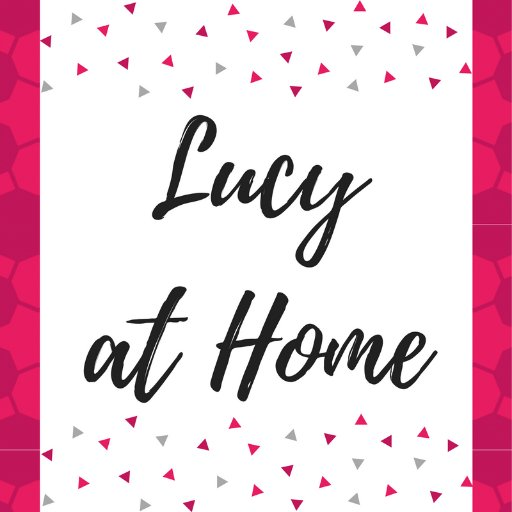 Lucy at home