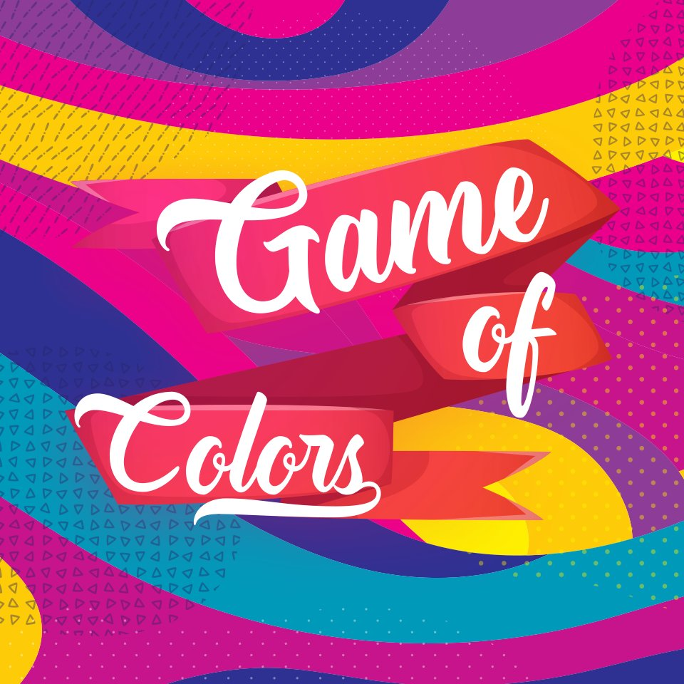 Game of Colors on Twitter: \