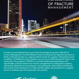 CMC Ortho Trauma Fellowship (Atrium Health) (@BigOrthoTrauma