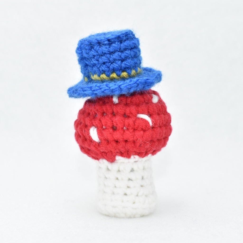 BT21 RJ Plush ♥ Crochet Pattern | 1024x1024