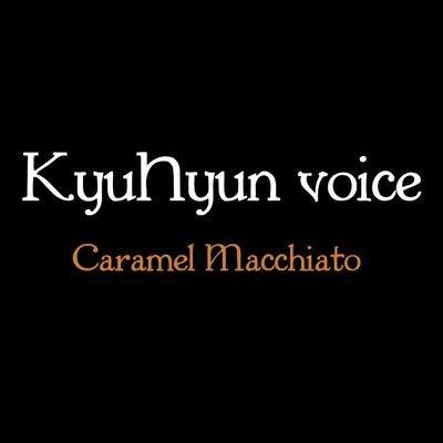KyuHyun voice