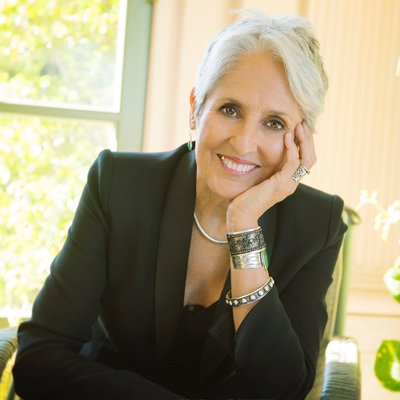 Twitter profile picture for Joan Baez