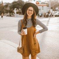 71b23600fe0c Olivia Watson ( livvylandblog) Instagram Influencer Analysis