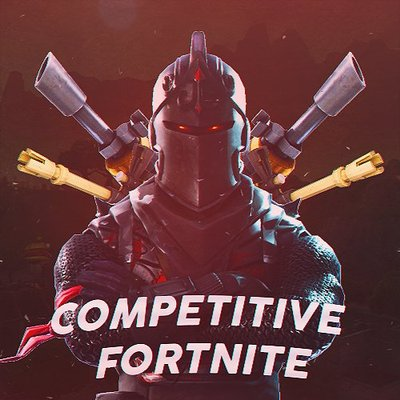 Competitive Fortnite (PS4) on Twitter: