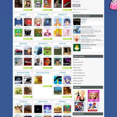 Www.giochi gratis online