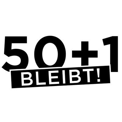 50+1 bleibt! on Twitter