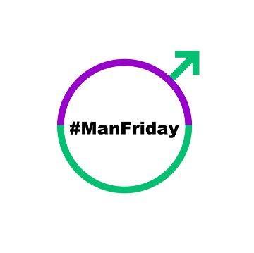 Man FRIDAY #MythicalBiologicalFemale on Twitter