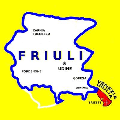 Presidente della Regione Friuli-Venezia Giulia: 49 anni, nata a ROMA (RM)