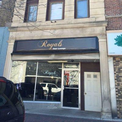 Royals Hair Lounge On Twitter Chicago Bulls Logo Design