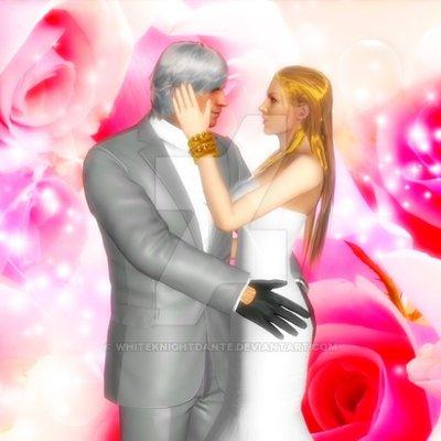 is Dante dating Trish
