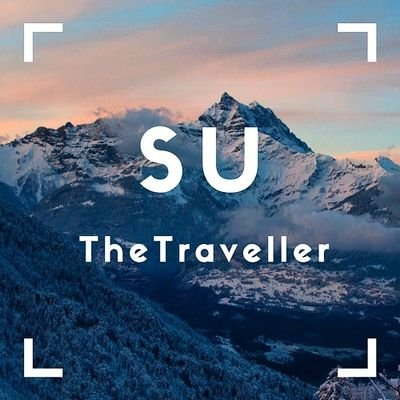 The traveller su's Twitter Profile Picture