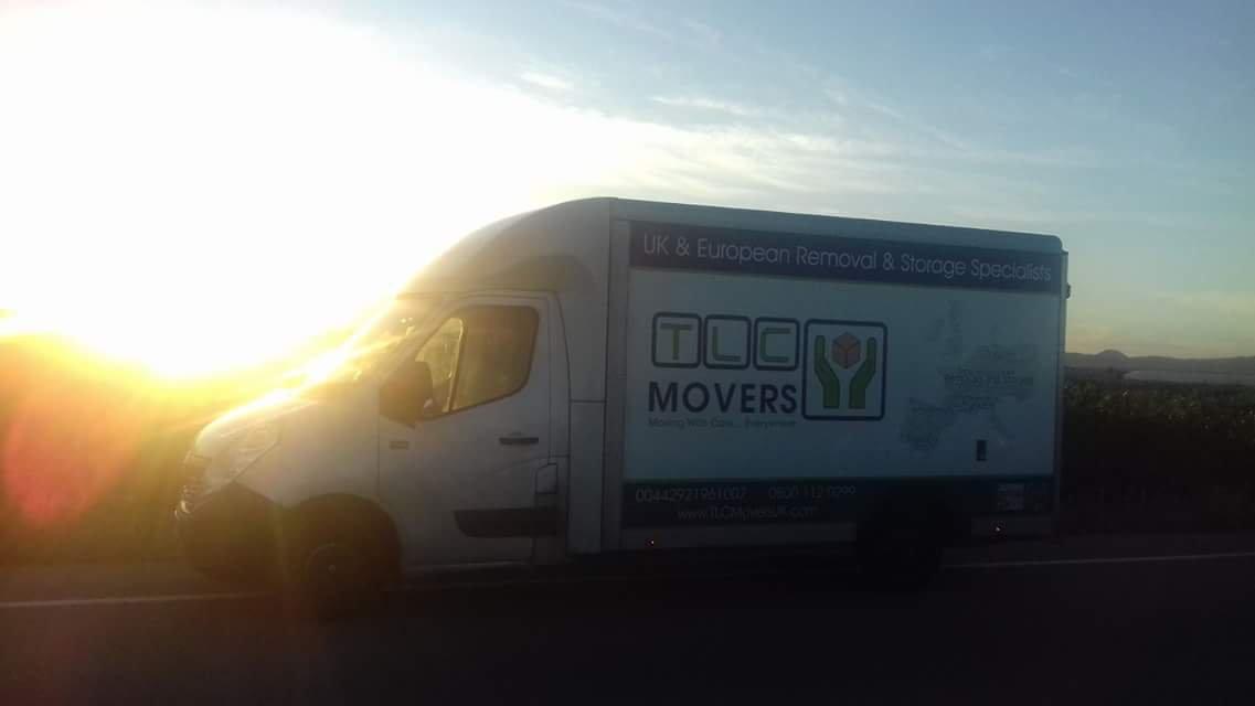 TLC Movers UK Ltd