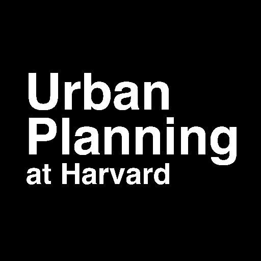 Harvard Urban Planning on Twitter: