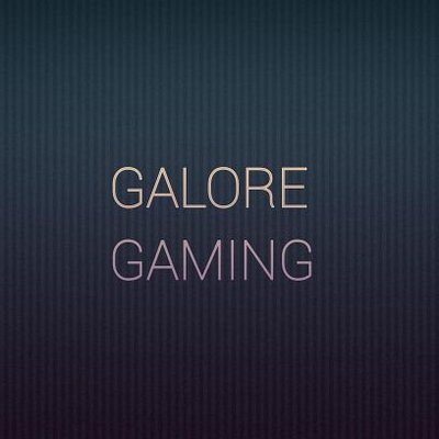 Galore Gaming Yt On Twitter New Vid First Match I Came 3rd