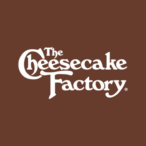 The Cheesecake Factory  🍰