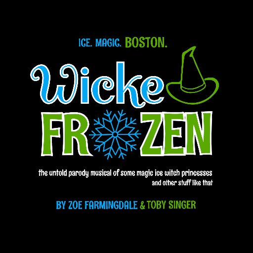 Wicked Frozen The Musical
