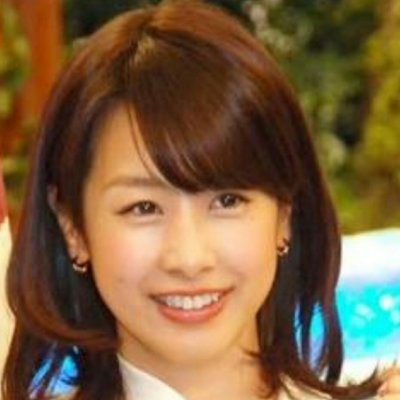 加藤綾子 横顔