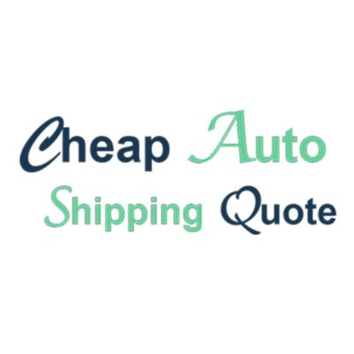 Cheap Auto Shipping Quote Shippingquote Twitter Magnificent Auto Shipping Quote
