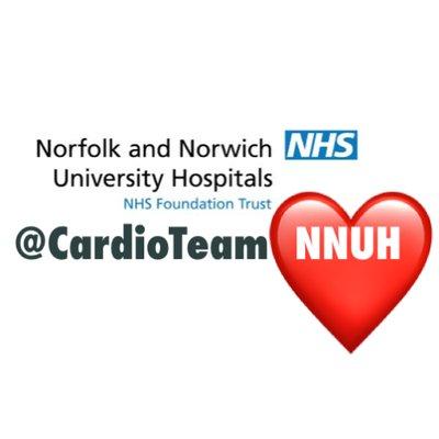 Cardiology Department NNUH (@CardioTeamNNUH)   Twitter