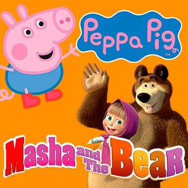 Peppa Pig Masha E O Urso On Twitter Acabei De Ver Peppa Pig Em