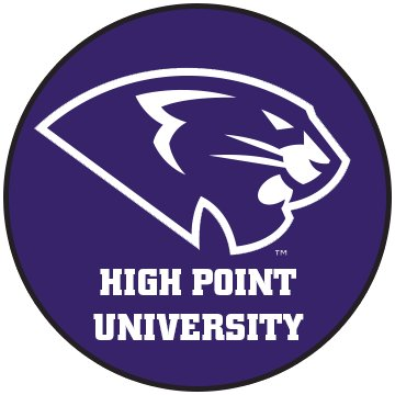 Image result for High Point Panthers